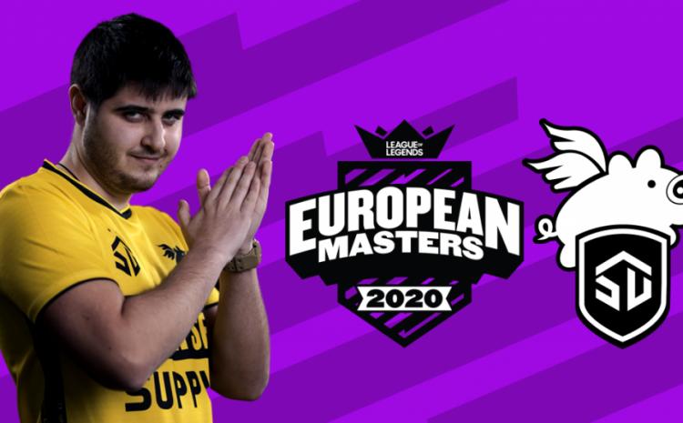 SuppUp u PlayOff-u EU Masters-a!