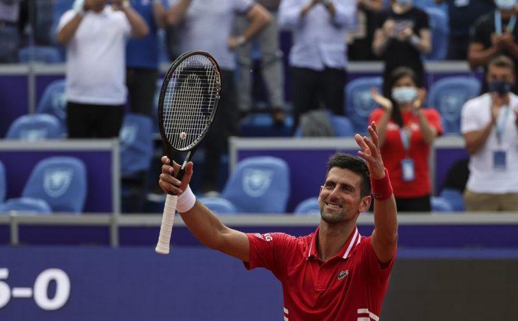 Novak standardno prvi, Federer ispao iz TOP 10