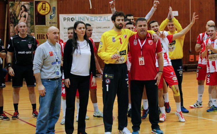 Partizan doveo golmana Zvezde
