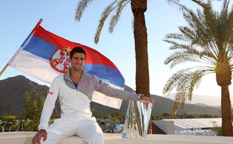 Novak spreman za Dejvis kup!