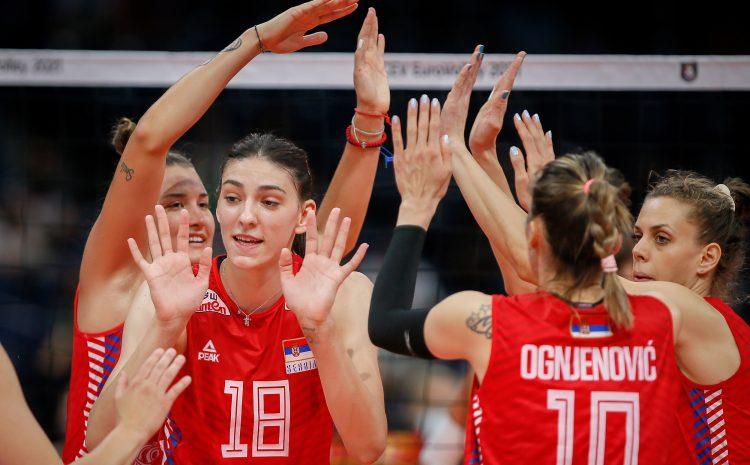 Srbija ne dozvoljava protivnicima ni set!