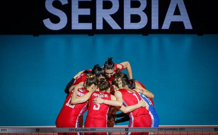 Srbija bez većih problema do četvrtfinala