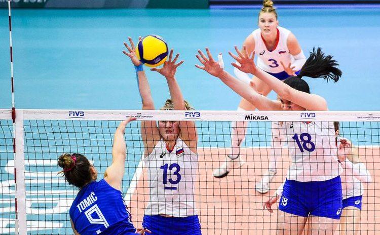 Kadetkinje izgubile od Rusije, za bronzu sa SAD!