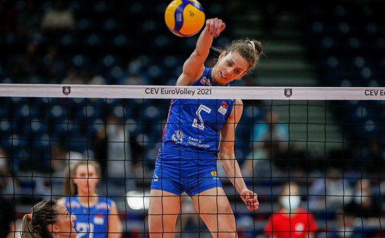 Srebro za Srbiju, Italija je novi šampion Evrope