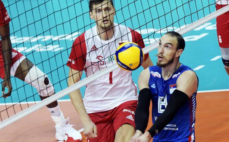 Srbija potonula, bronza Poljskoj