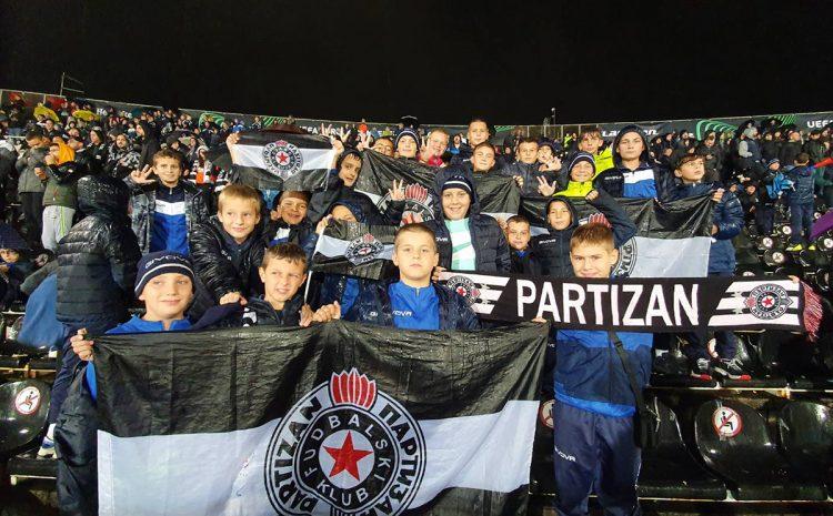 Odbojkaši Partizana deklasirali Vojvodinu!