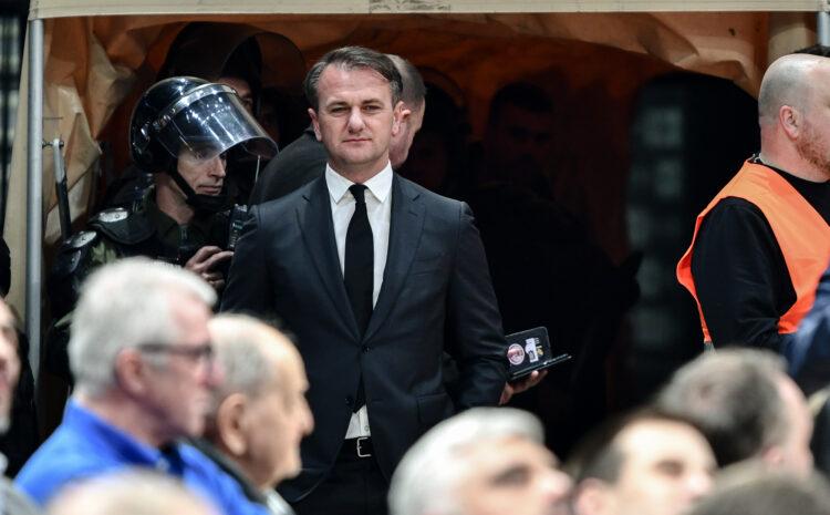 Mijailović: Otišao bih iz Partizana da Obradović nije pristao