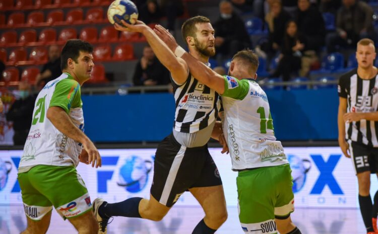 Partizan oduvao Beršem