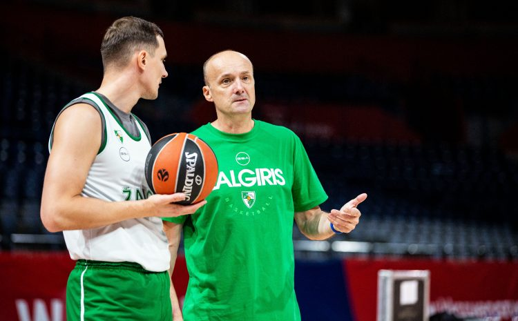 Zdovc: Uvek mi je drago da igram u Beogradu
