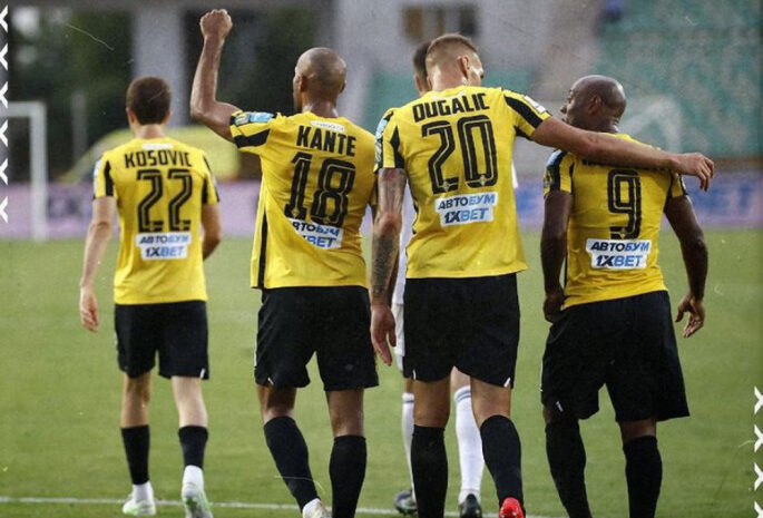 Bivši fudbaler Partizana rešio derbi Kazahstana!