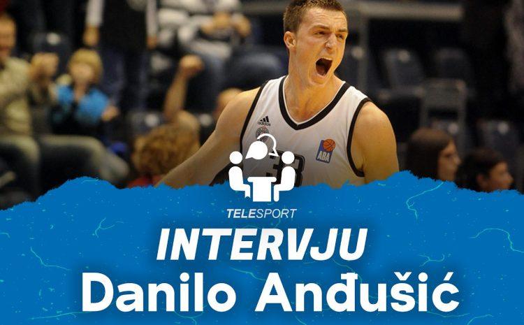 EKSKLUZIVNI INTERVJU: Danilo Anđušić o Partizanu, Kodiju, reprezentaciji…